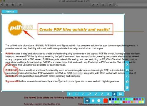 Best ways to screenshot pdf here are the ways on how to take a screenshot of a pdf using apowersoft mac screenshot ccuart Image collections